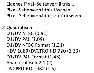 Pixelseitenverhältnis Korrektur Ausdrucken Adobe Photoshop